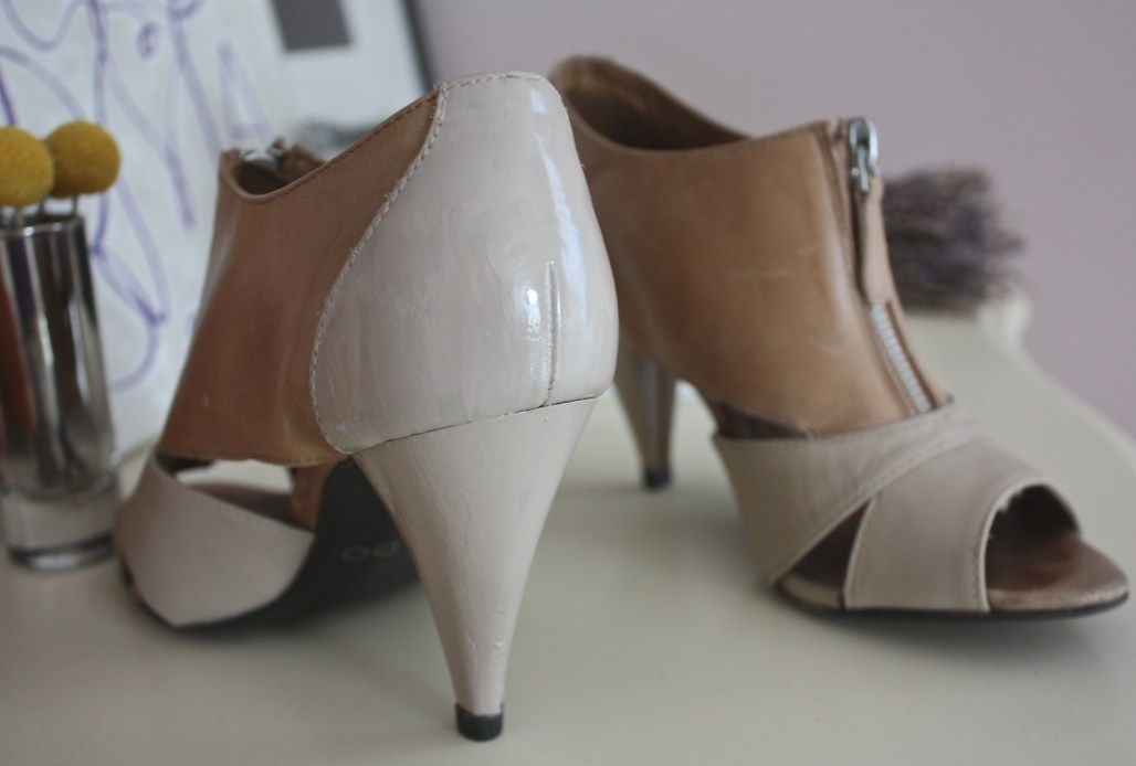 How To: Painted Heels
