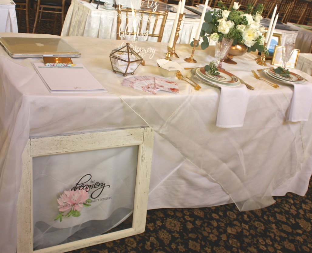 Showcasing at Elegant Bridal Show at The Stony Hill Inn