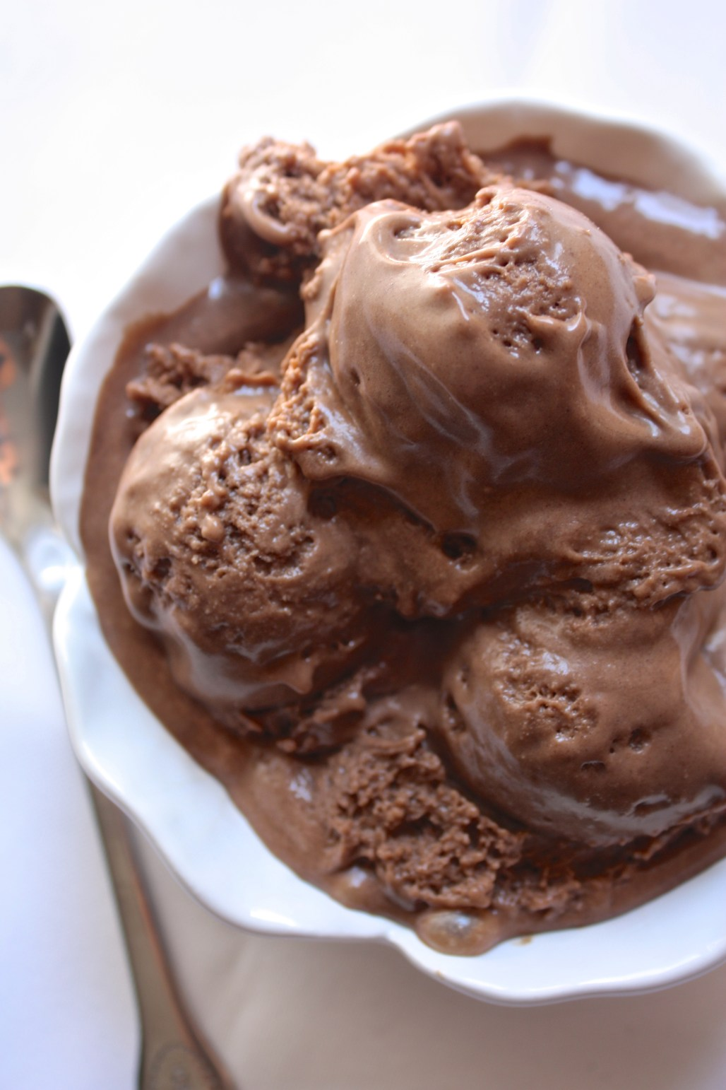 Frozen Chocolate Mousse