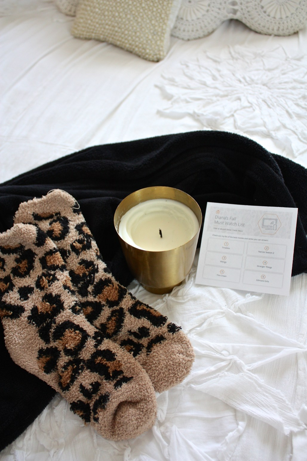 My Cozy TV Night In Essentials & A Golden Milk Recipe | Dreamery Events