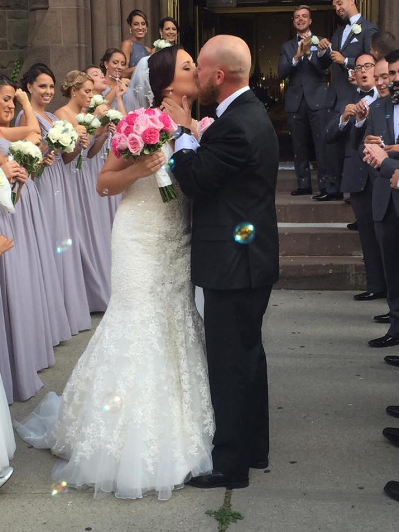 Amy & Enrique's Romantic Ballroom Wedding | Dreamery Events