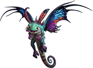 Brightwing from Heroes of the Storm