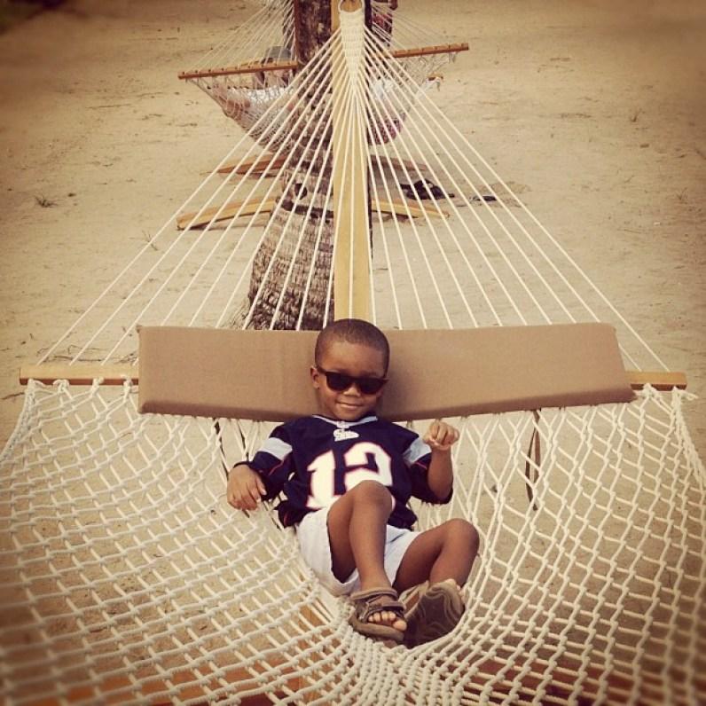 Relaxin Kashee style!