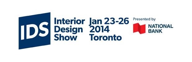 IDS 2014 - Jan 23-26 Toronto