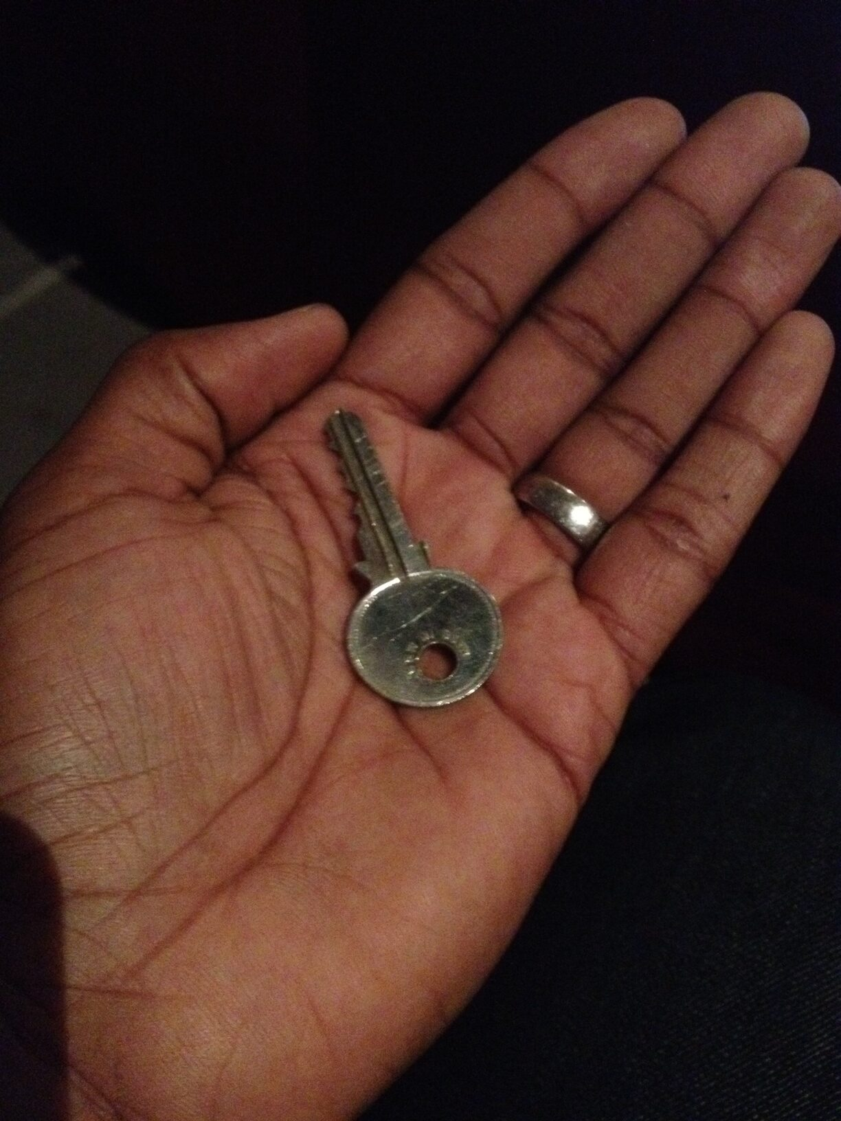 Closing day - key finally in hand!