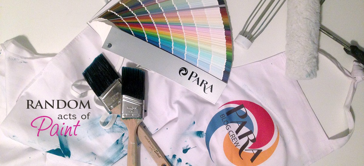 Random acts of PAINT!