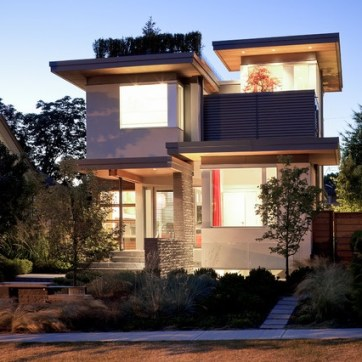 LEED Platinum Home - by Natural Balance Home Builders, Vancouver, BC