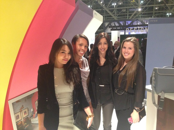 Sabrina of Pink Little Notebook & I with the PARA team Sara & Brittany