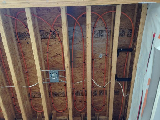 First pex run complete!