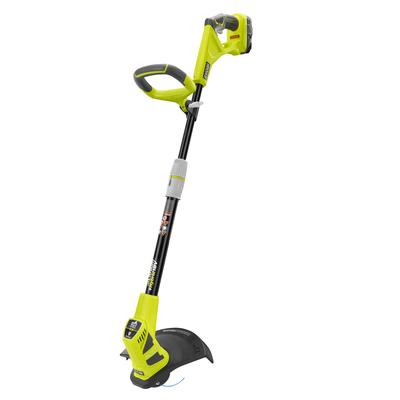 RYOBI ONE+ Hybrid Cordless and Corded String Trimmer