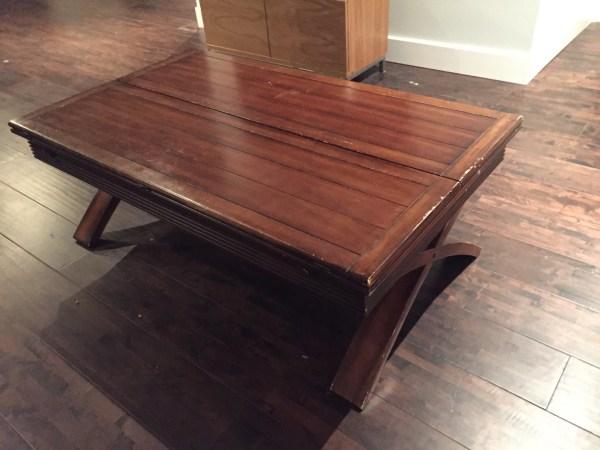 DIY Dilemma option 2: Dreamhouse Project coffee table