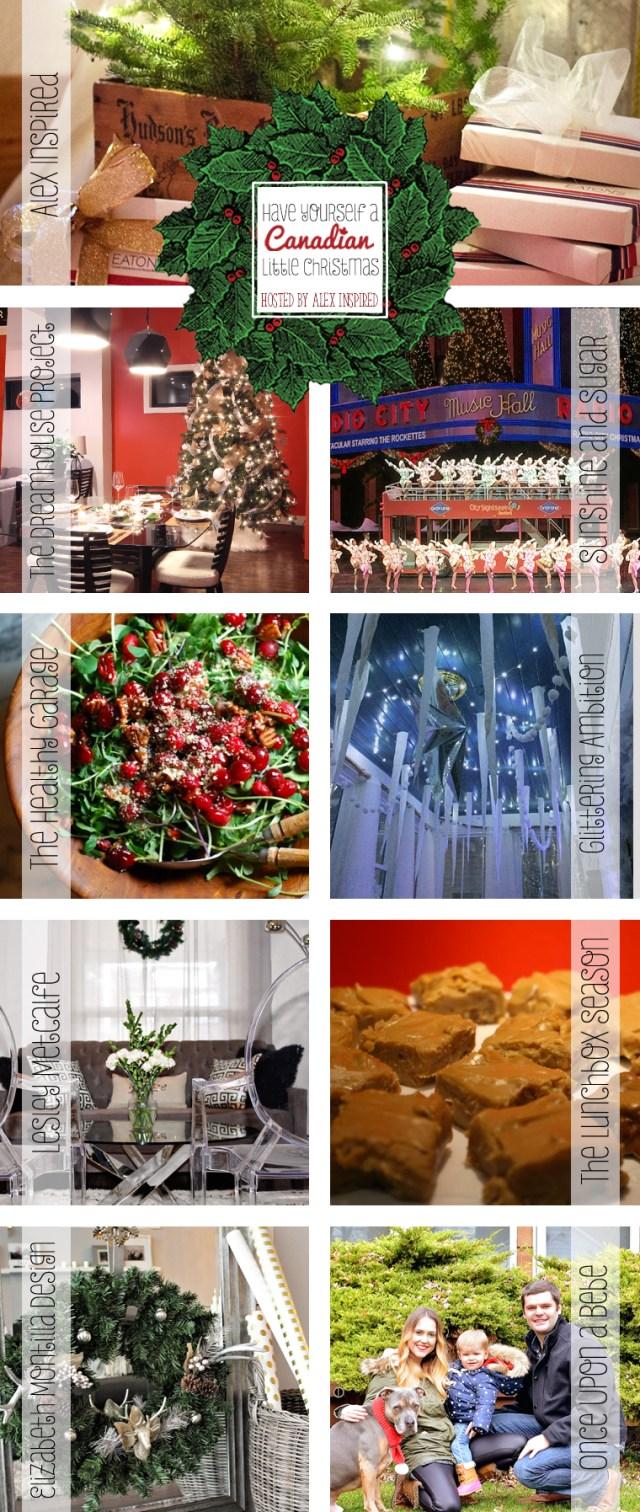Canadian Blogger Christmas Blog Hop