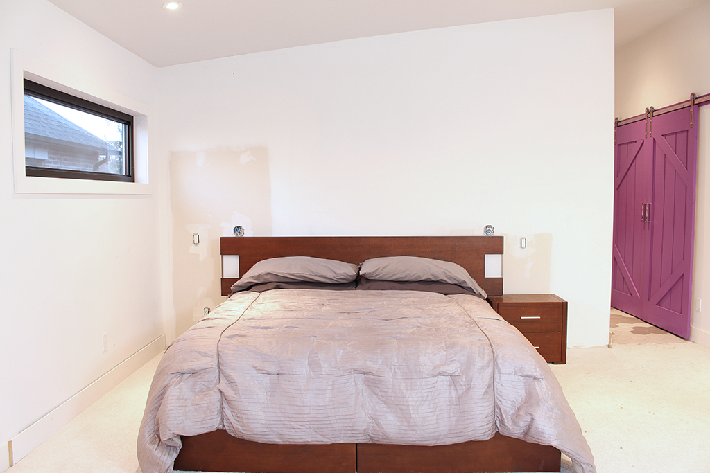 Our Dream Bedroom before the bedroom makeover | The Dreamhouse Project