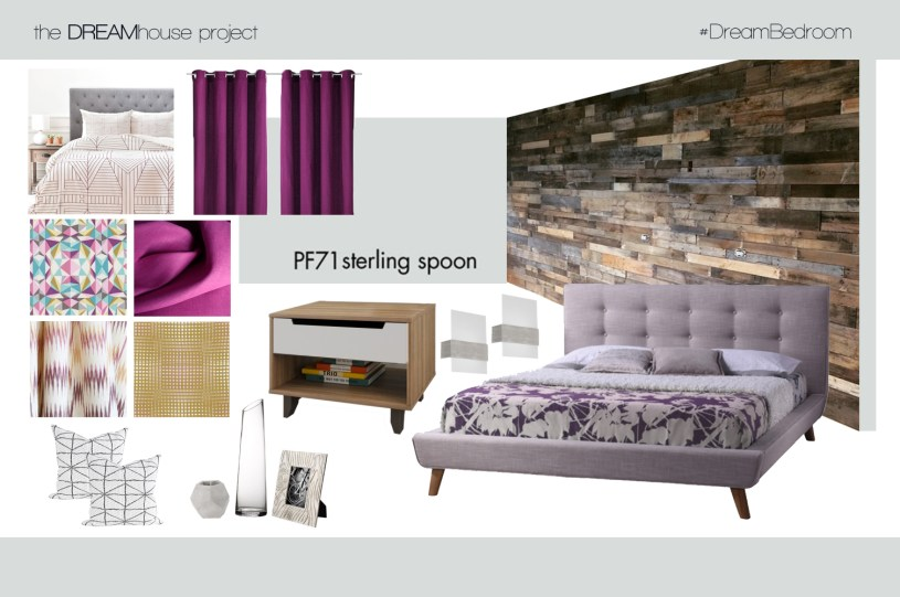 The Dreamhouse Project Master Bedroom Mood Board