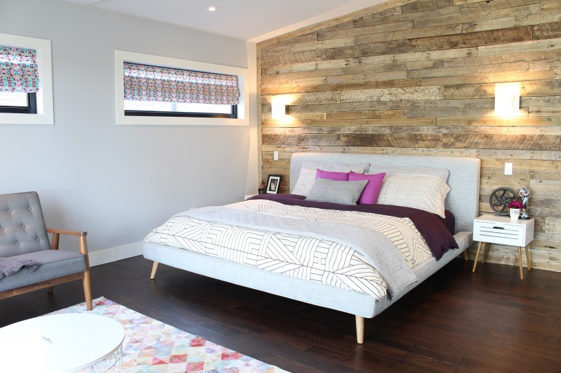 Our Modern Rustic Dream Bedroom