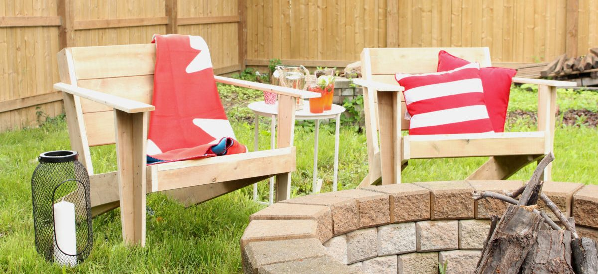 Ryobi North – Build a Modern Muskoka Chair