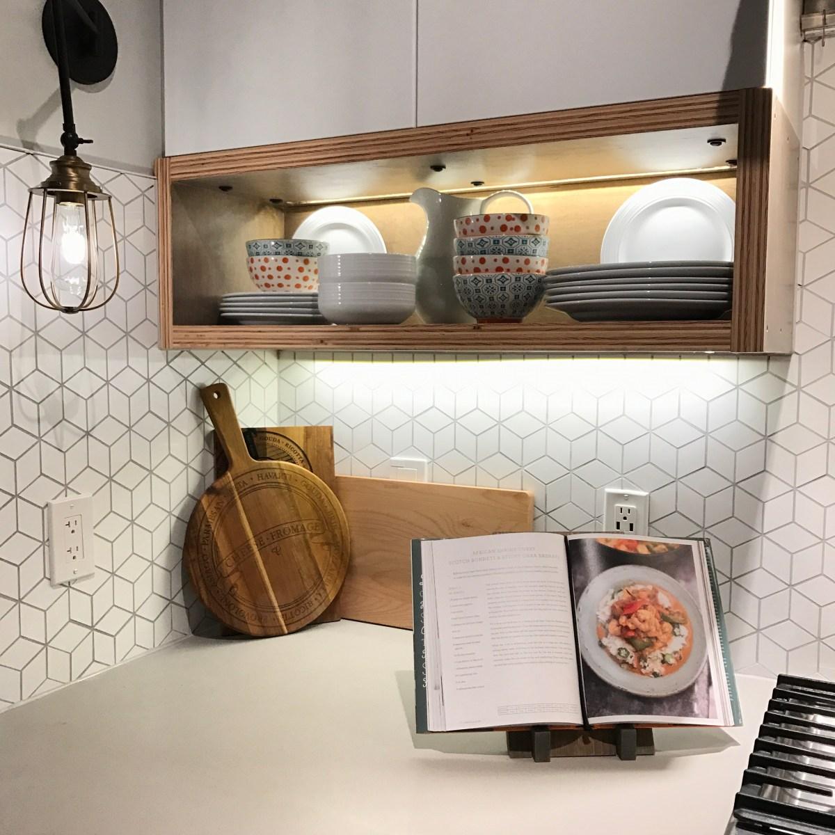 The Dreamhouse Project - Dream Kitchen details