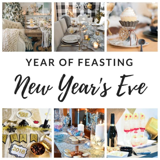 Year of Feasting New Year's Eve