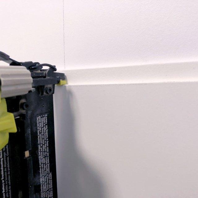 Installing modern shiplap – Spring ORC Weeks 3 & 4
