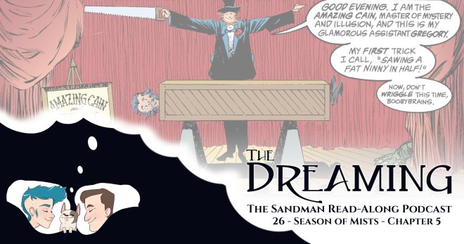 The Dreaming 26 - Titlecard