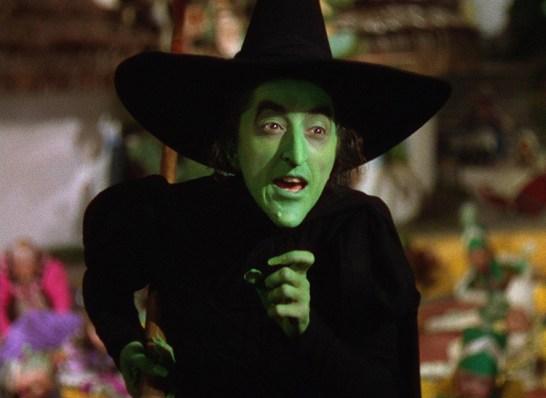 The Wizard of Oz - Margaret Hamilton