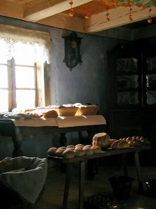 What does it mean to dream of bread?