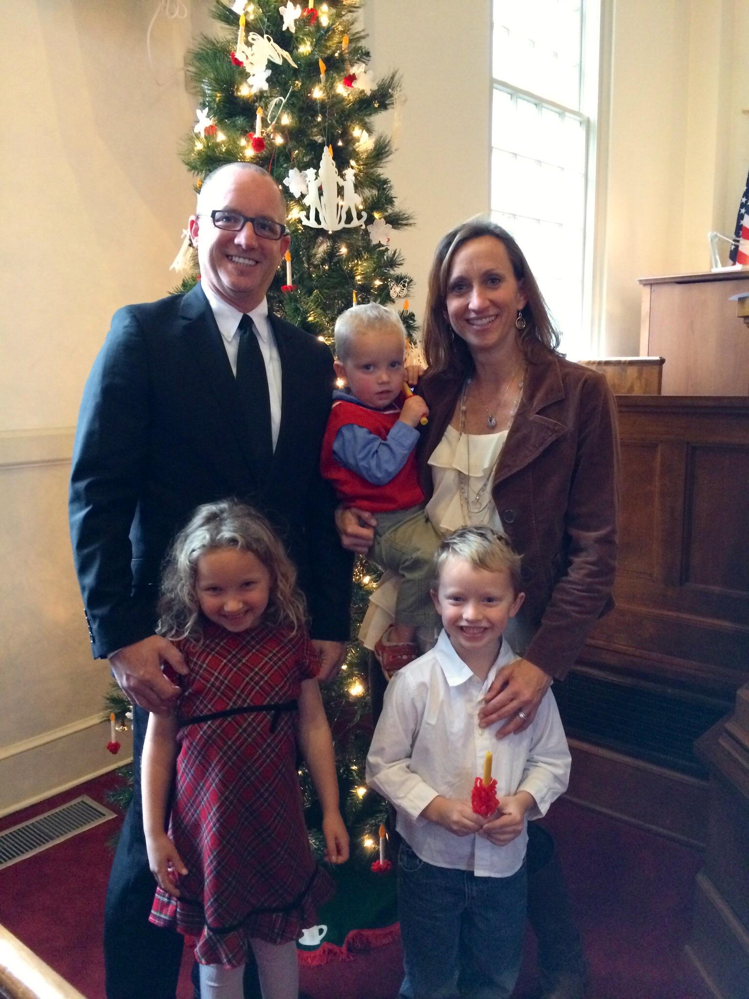 First day of Christmas Break | The Dressler Family