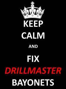 drillmaster bayonet