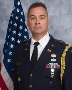 The DrillMaster, aiguillette, honor guard uniform