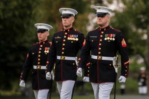 Marine Corps Honor Guard