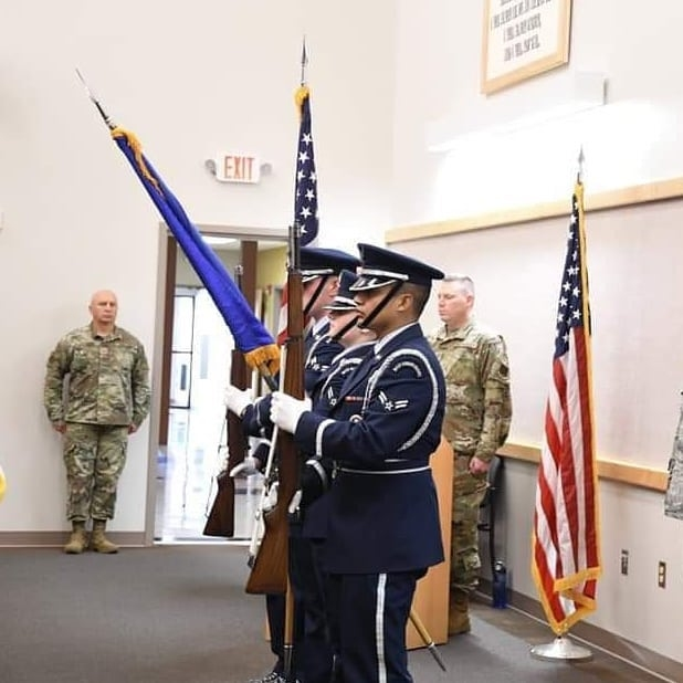 AF Colors Whiteman AFB Dec 2019