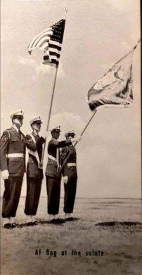 AF Color Guard 1956