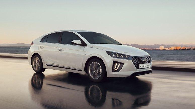 Image result for Hyundai Ioniq