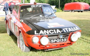 Lancia Fulvia rally Goodwood Festival of Speed 2014