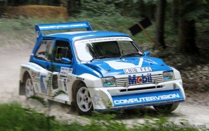 MG Metro 6R4 Goodwood Festival of Speed 2014