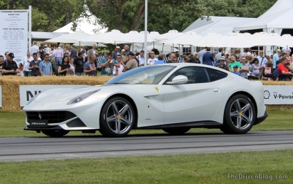 Ferrari F12 Goodwood Festival of Speed 2014