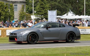 Nissan GT-R NISMO Goodwood Festival of Speed 2014