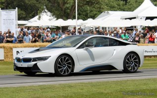 BMW i8 Goodwood Festival of Speed 2014