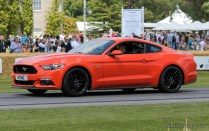 Ford Mustang Goodwood Festival of Speed 2014