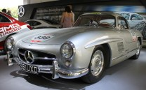 Mercedes 300SL Gullwing Goodwood Festival of Speed 2015