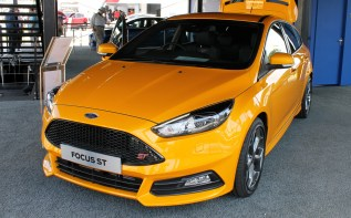 Ford Foucus ST Goodwood Festival of Speed 2015