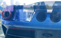 Ford GT rear aero details Goodwood Festival of Speed 2015