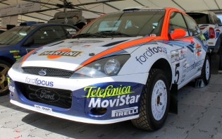 Ford Focus Colin McRae WRC Goodwood Festival of Speed 2015
