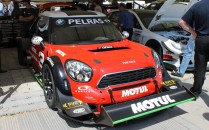 MINI Countryman Pikes Peak Goodwood Festival of Speed 2015