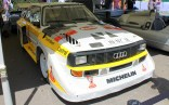Audi Quattro Group B WRC Goodwood Festival of Speed 2015
