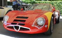 Alfa Romeo TZ2 Goodwood Festival of Speed 2015