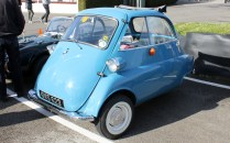 BMW Isetta Bubble Car Goodwood Breakfast Club Soft Top Sunday May 2016