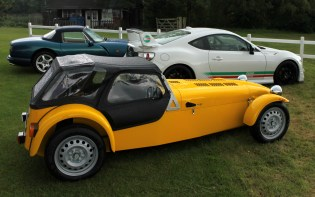 Caterham 7 Cholmondeley Power and Speed 2016