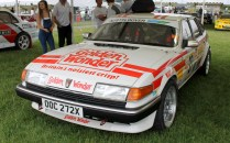 Rover SD1 touring car Cholmondeley Power and Speed 2016