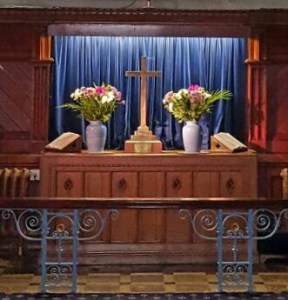 The Altar at The Drive